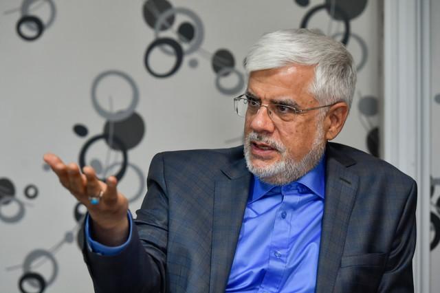 گفتگوی اختصاصی ایسنا با محمد رضا عارف