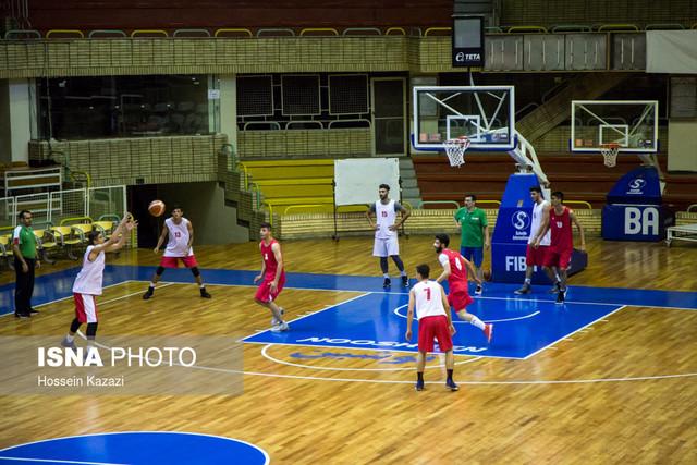 تیم ملی بسکتبال جوانان ایران