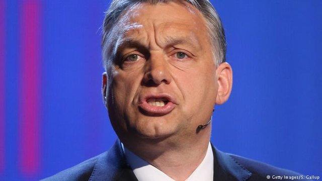 ویکتور اوربان نخست وزیر مجارستان