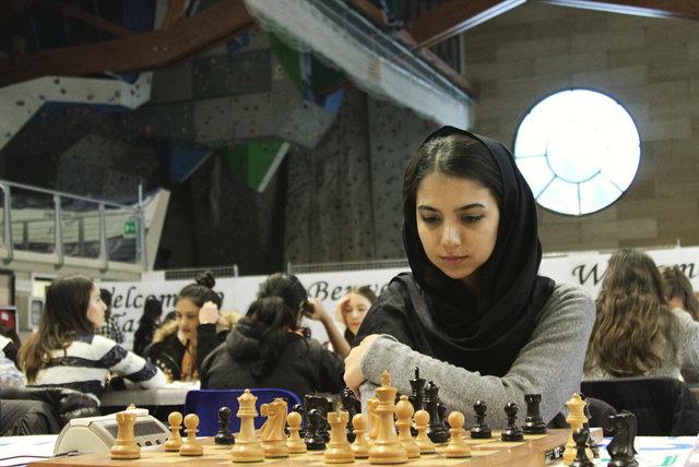 سارا خادم الشریعه شطرنج