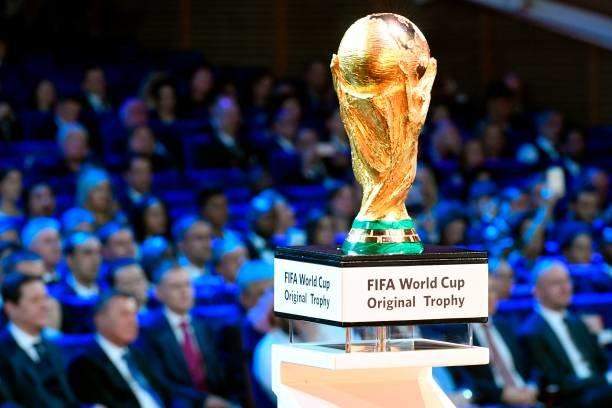 مراسم قرعه کشی جام جهانی 2018