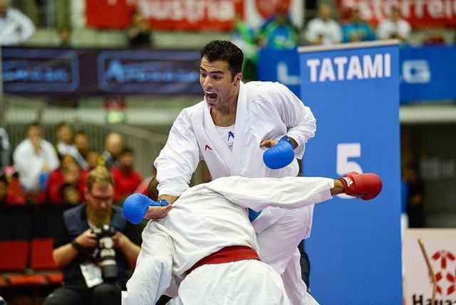 علی فداکار کاراته
