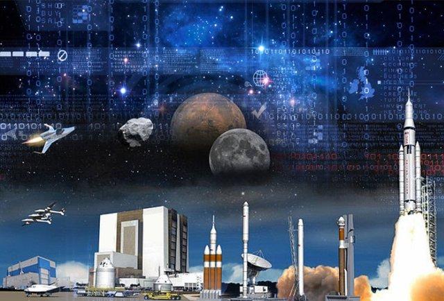 صنعت فضایی