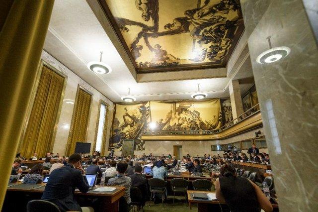 کنفرانس سازمان ملل درباره خلع سلاح