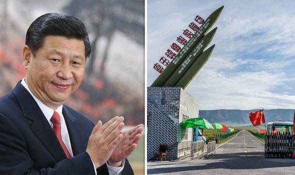 سلاحهای هستهای چین
