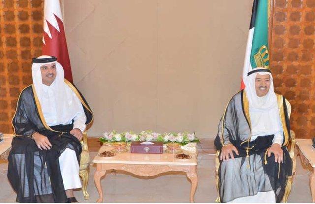 قطر کویت