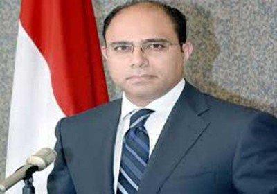 احمد ابوزید سخنگوی وزارت خارجه مصر