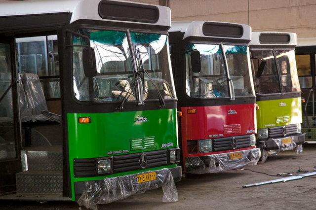 نوسازی اتوبوس و ناوگان اتوبوسرانی
