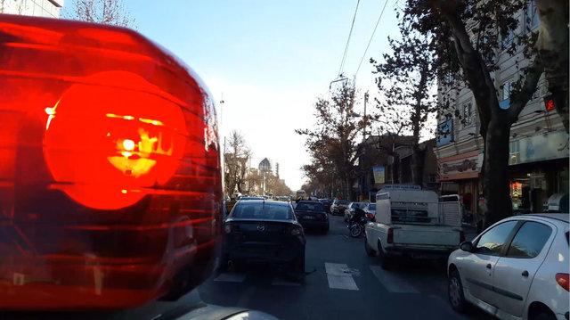 گشت پلیس آگاهی تعقیب و گریز