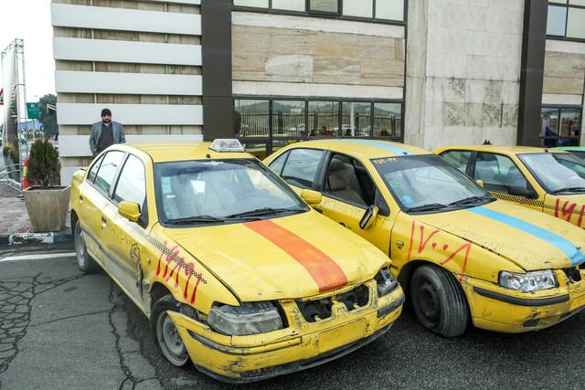 جایگزینی ۴۰ هزار دستگاه تاکسی فرسوده