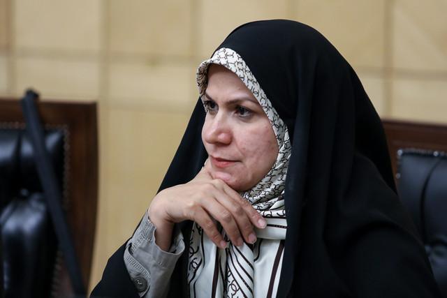 سیده فاطمه ذوالقدر نماینده تهران