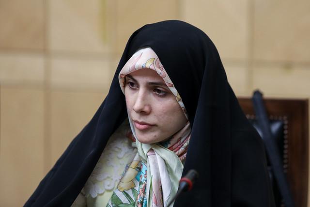سیده فاطمه حسینی نماینده تهران