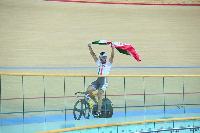 دوچرخه سواری تیم اسپرینت
