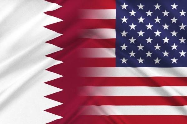 آمریکاو قطر
