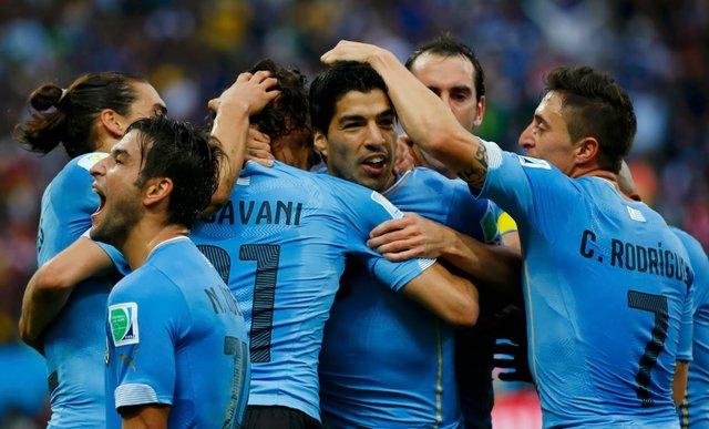 تیم ملی فوتبال اروگوئه