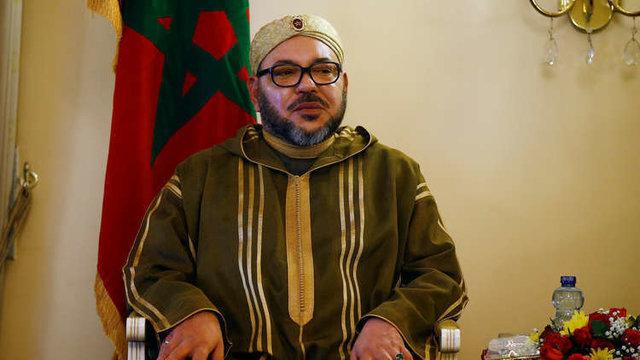 محمد ششم پادشاه مراکش