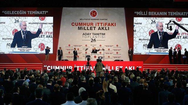 جنبش ملی گرای ترکیه