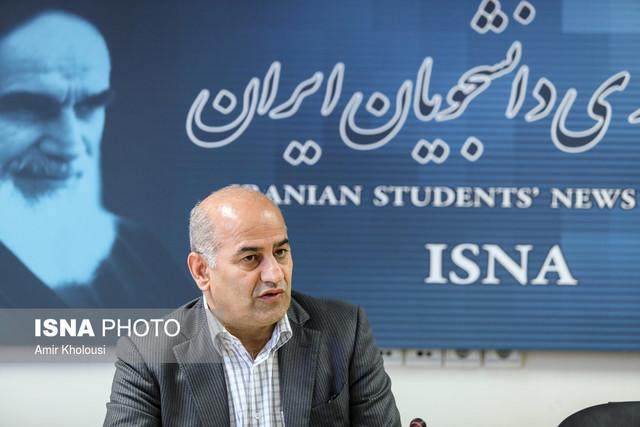 دکتر صالحی رییس دانشگاه فنی و حرفهای