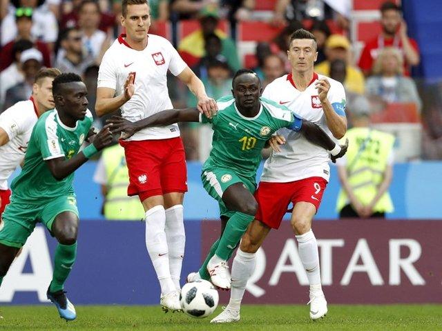 سنگال - لهستان