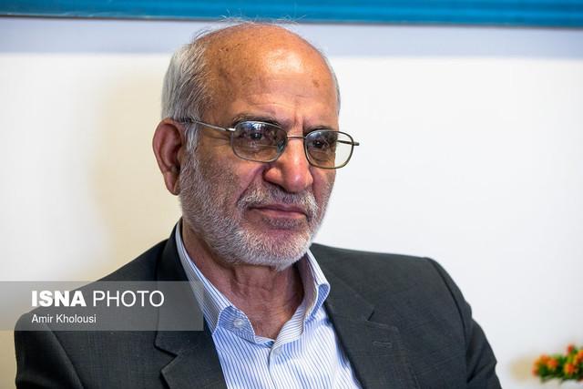 محمد حسین مقیمی استاندار تهران در ایسنا