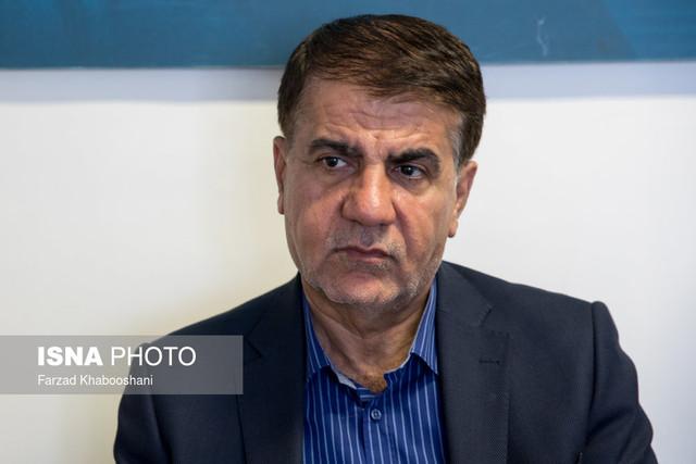 علی نوذرپور، شهردار منطقه 22 تهران در ایسنا