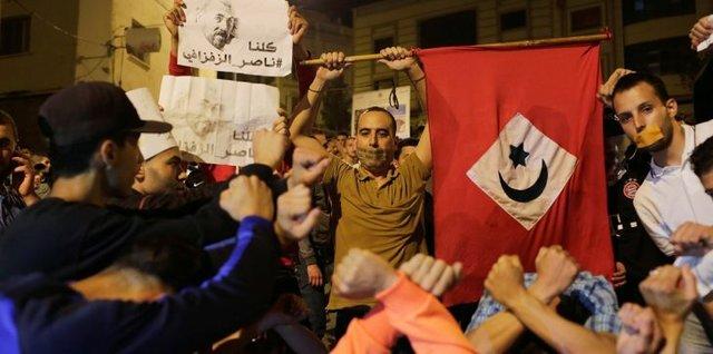 جنبش الریف مراکش