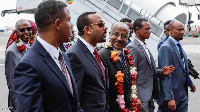 اریتره و اتیوپی