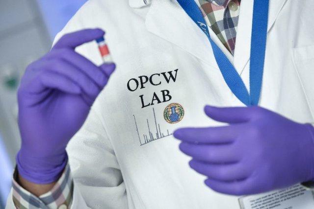 سازمان منع تسلیحات شیمیایی سازمان ملل