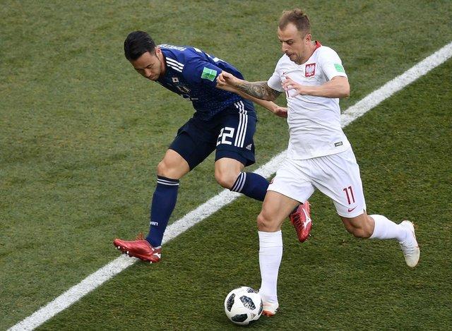 ژاپن - لهستان