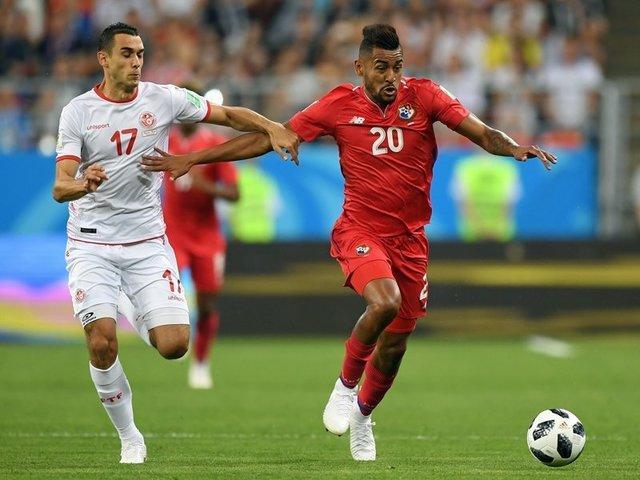 پاناما - تونس