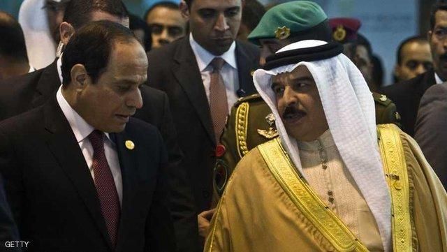بحرین مصر