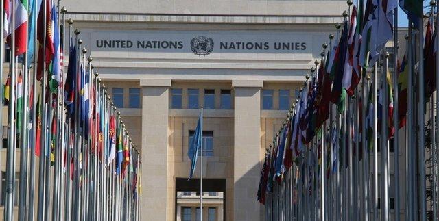 دفتر اروپایی سازمان ملل