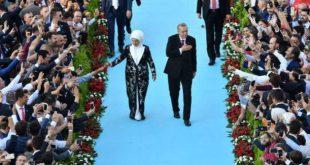حاشیههایی از مراسم تحلیف اردوغان