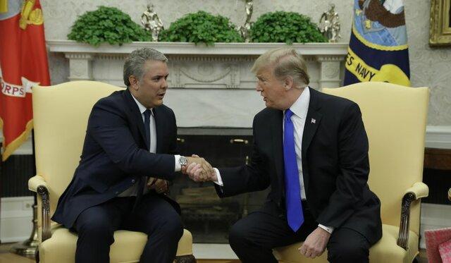 ترامپ و دوکو