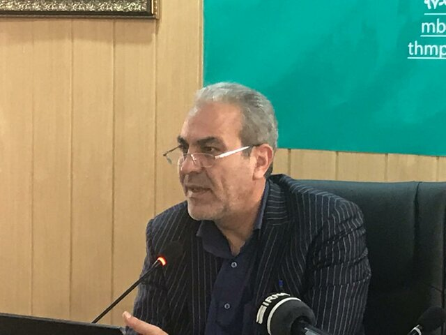 نشست خبری رئیس سازمان مدیریت و برنامهریزی استان تهران