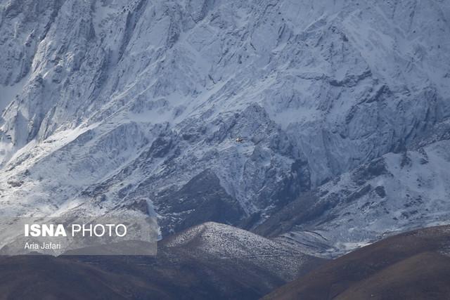 دومین روز جست و جوی هواپیمای مسافربری تهران - یاسوج