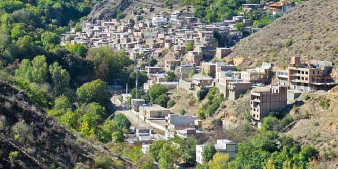 احیای بافت روستای تاریخی اوشتبین جلفا