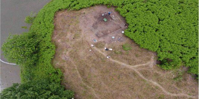 کلنگ کاوش های باستانی نوار ساحلی مازندران