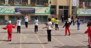 ورزش در مدارس