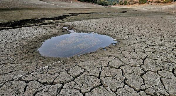 مشکل کمبود آب