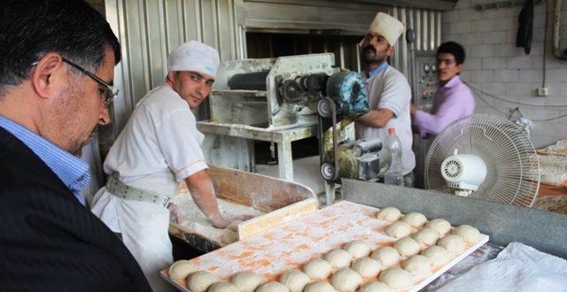 کارگران نانوایی