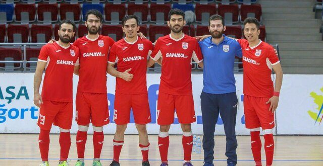 فینال لیگ فوتسال آذربایجان
