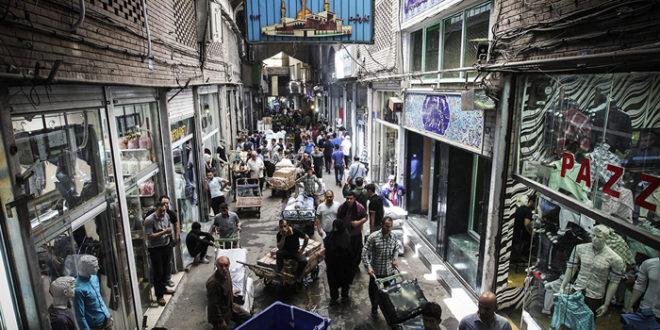 ریزش بازار آهنگران تهران