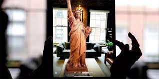 موزه جدید مجسمه «آزادی» نیویورک