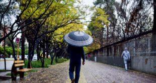 جدول بارندگی