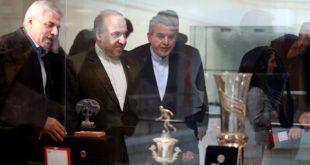 افتتاح موزه ورزش