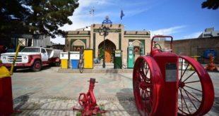صنعت نفت در موزه سبزوار