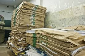 ترخیص انواع کاغذ از گمرک