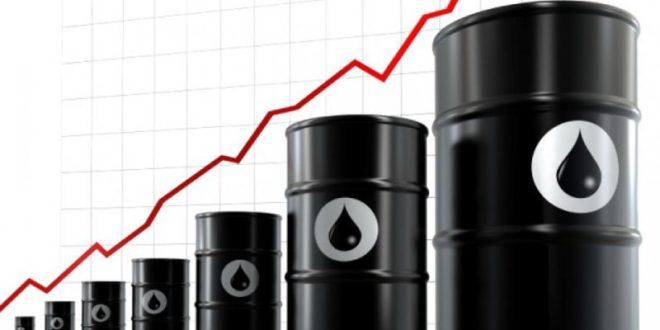 قیمت نفت خام برنت
