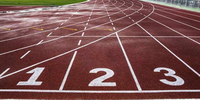 دونده المپیکی